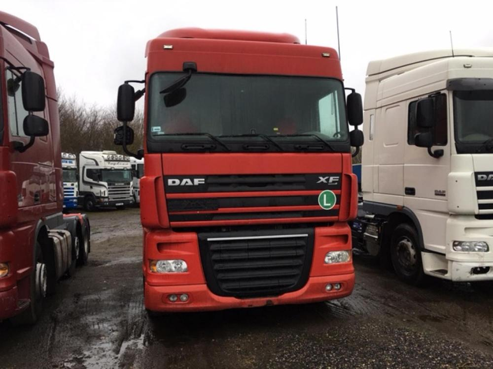 LHD DAF XF 105 460 Manual for Sale - Paragon Trucks