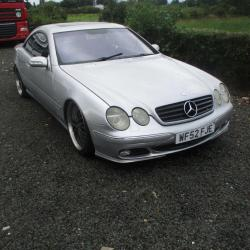 Mercedes CL 500 AMG