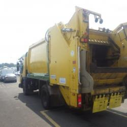 Dennis Refuse Collection 4x2