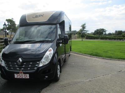 Renault Master Stephex Stallion Single Cab